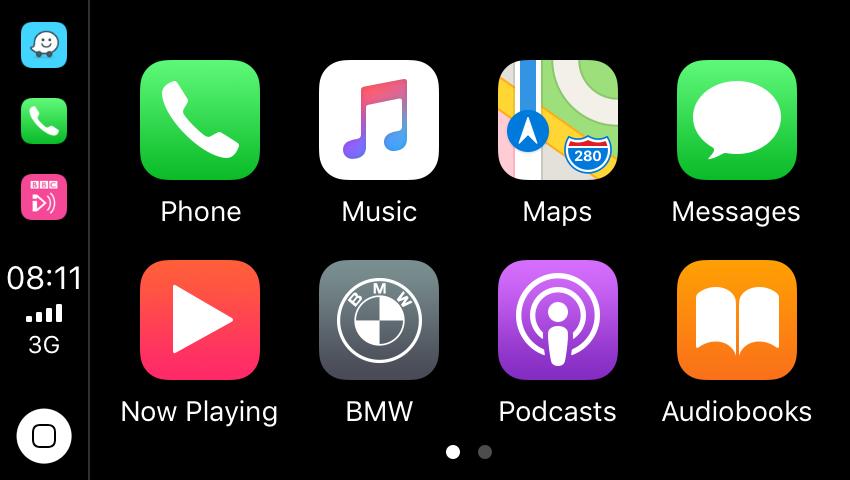 Auto Retrofit - Apple Carplay & Android Auto integrated into Orignal System