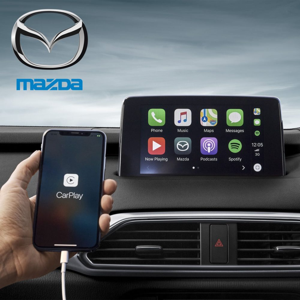 Auto Retrofit - Genuine Mazda Apple Carplay Android Auto Retrofit Kit