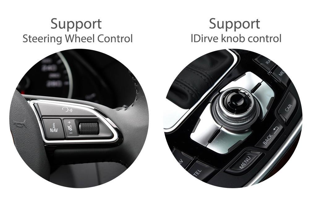 Auto Retrofit - Audi A5 S5 RS5 (2009-2015) Apple CarPlay & Android Auto Retrofit Kit